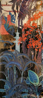 Sacred Village 1992 Limited Edition Print - Shao Kuang Ting