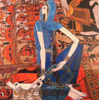 Eastern Song AP 1989 Limited Edition Print by Shao Kuang Ting