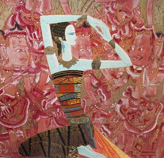 Ramayana AP 1995 Limited Edition Print - Shao Kuang Ting