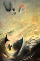 E.T And Me 65x45 Super Huge Original Painting by Alexander Kubaiski - 0