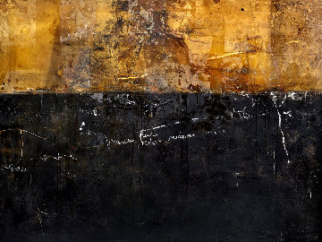 Separation 2005 60x82 Original Painting - Jerzy Kubina