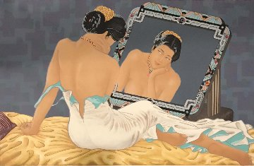 Reflection 1985 Limited Edition Print - Muramasa Kudo