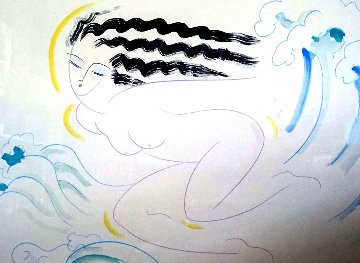 Surf 1989 Limited Edition Print by Muramasa Kudo