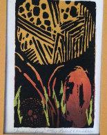 Foramini Fern Limited Edition Print by Robert Kushner - 1