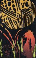 Foramini Fern Limited Edition Print by Robert Kushner - 0