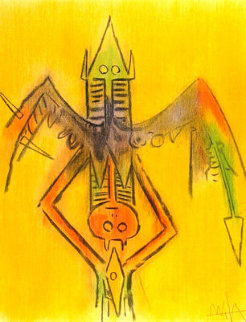 Innocence: Pleni Luna Suite 1974 Limited Edition Print by Wifredo Lam