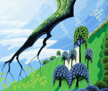 Seasons, Suite of 4 Giclees Limited Edition Print by Larissa Holt