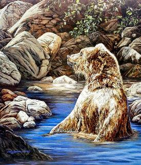 Bearly Seen 1989 Limited Edition Print - Judy Larson