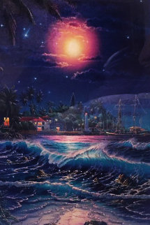 Lahaina Symphony AP 1995 Limited Edition Print - Christian Riese Lassen