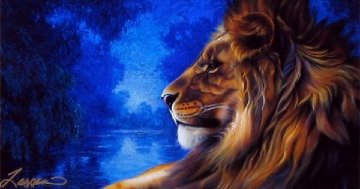 Majesty 1990 Limited Edition Print by Christian Riese Lassen