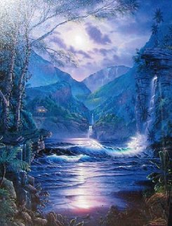 Secret Place AP 1998 Limited Edition Print by Christian Riese Lassen