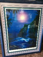 Amethyst Eve 1987 Limited Edition Print by Christian Riese Lassen - 1