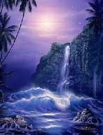 Amethyst Eve 1987 Limited Edition Print by Christian Riese Lassen - 0