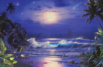 Endless Dream 2004 Limited Edition Print by Christian Riese Lassen