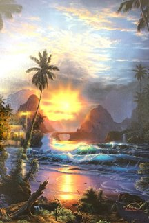 Beckoning Light 2005 Limited Edition Print by Christian Riese Lassen
