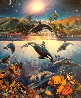 Rainbow Sea 1994 Limited Edition Print by Christian Riese Lassen - 1
