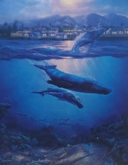 Return to Paradise 1986 Limited Edition Print - Christian Riese Lassen