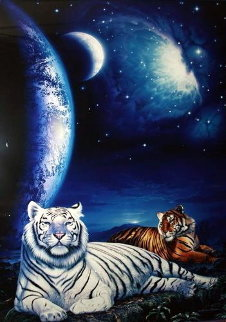 Lords of the Millennium 2002 Limited Edition Print by Christian Riese Lassen
