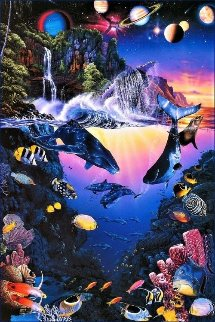 Cosmos 1991 Limited Edition Print by Christian Riese Lassen