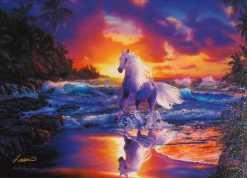 Free Spirit AP 2001 Limited Edition Print by Christian Riese Lassen