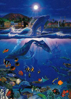 Island Treasure 1994 Limited Edition Print by Christian Riese Lassen