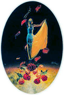 Bella Rosa 2000 Limited Edition Print by Christian Riese Lassen