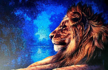 Majesty III  Limited Edition Print by Christian Riese Lassen