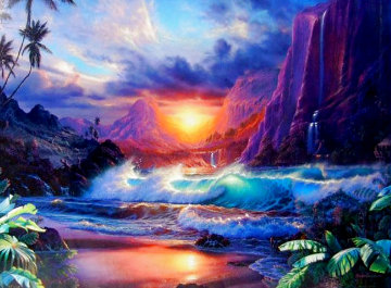 Parenthesis  in Eternity 2004 Limited Edition Print - Christian Riese Lassen