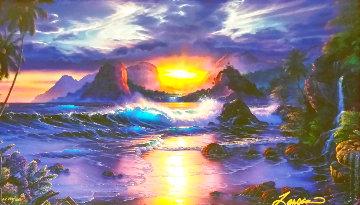 Dawn of a New Era 2000 Limited Edition Print - Christian Riese Lassen