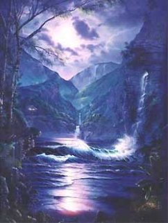 Secret Place 2002 Limited Edition Print - Christian Riese Lassen