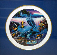 Dolphins of Hana 1991 Limited Edition Print by Christian Riese Lassen - 0