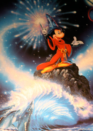 Disney Suite of 3 1995 Limited Edition Print by Christian Riese Lassen