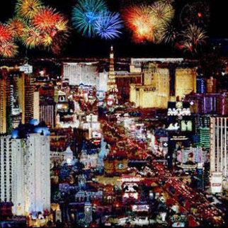 Vegas Nights AP 2004 Limited Edition Print - Christian Riese Lassen