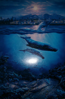 Return to Paradise 1984 Limited Edition Print - Christian Riese Lassen