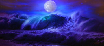 Ocean Roar AP 2009 Limited Edition Print - Christian Riese Lassen