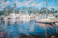 Maui Colors 1990 Limited Edition Print by Christian Riese Lassen - 0
