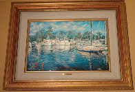 Maui Colors 1990 Limited Edition Print by Christian Riese Lassen - 1