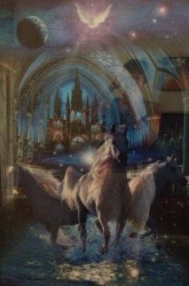 Trinity AP 2007 Limited Edition Print by Christian Riese Lassen