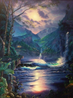 Secret Place 1998 Limited Edition Print by Christian Riese Lassen