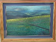 Molokai Ranch, Hawaii 1985 70x80 Super Huge  Original Painting by Christian Riese Lassen - 3