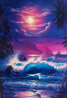 Enchanted Eve 1996 Limited Edition Print by Christian Riese Lassen