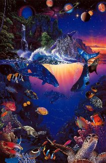 Cosmos 1995 Limited Edition Print - Christian Riese Lassen
