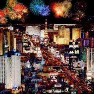 Vegas Nights AP 2005  Limited Edition Print by Christian Riese Lassen