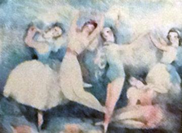 Les Fetes De La Danse 1930 Limited Edition Print - Marie Laurencin