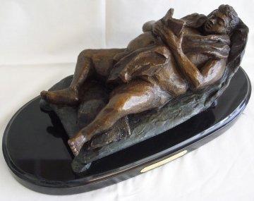 Inner Strength Bronze Sculpture Sculpture - Laurie Smith