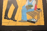 To the Defense 1989 Limited Edition Print by Jacob Lawrence - 2