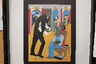 To the Defense 1989 Limited Edition Print by Jacob Lawrence - 3
