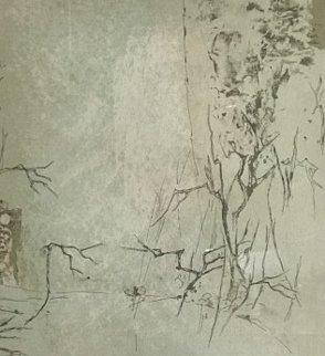 Le Paysage Melancolique 1982 Limited Edition Print -  Lebadang