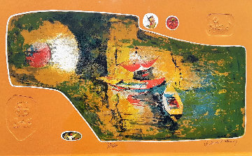Bord Du Lac I 2000 Limited Edition Print -  Lebadang