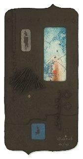 L'espace Sans Dualisme 1986 Limited Edition Print by  Lebadang